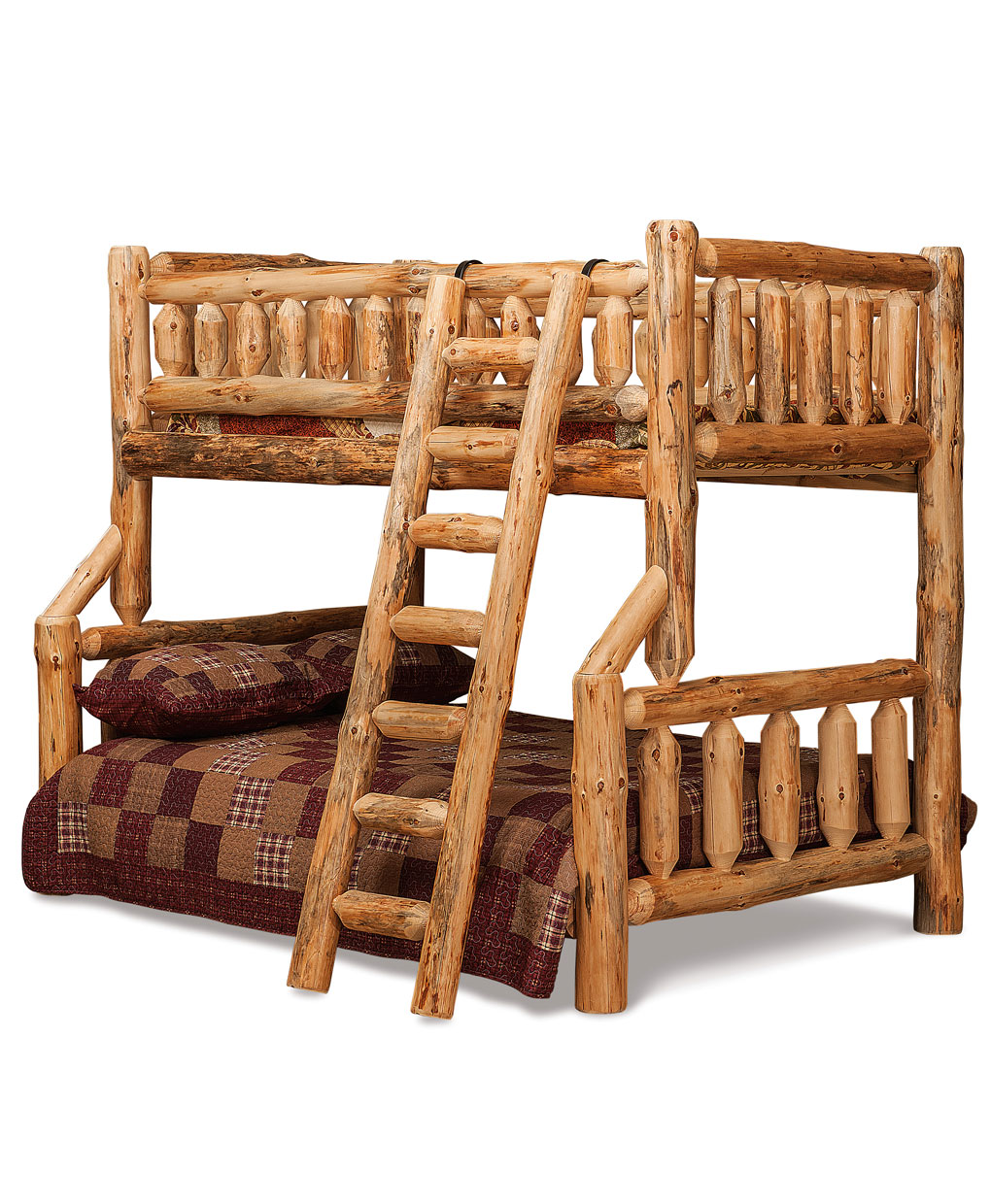 Log Bunk Beds Amish Direct Furniture