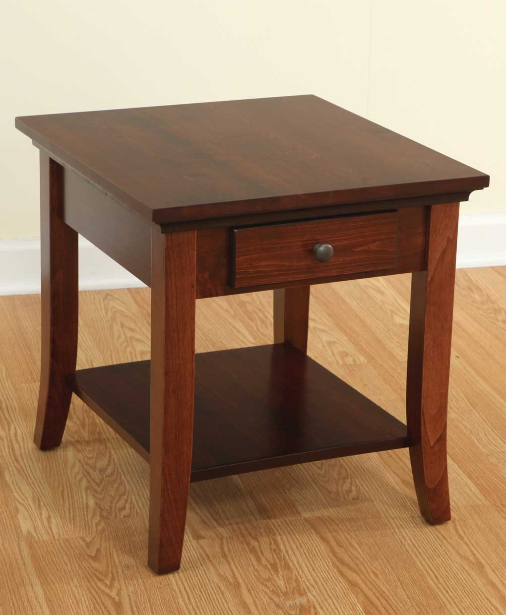 Carlisle shaker end table amish direct furniture carlisle shaker end table geotapseo Images