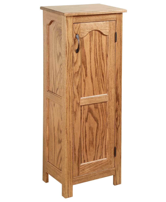 Oak Storage Cabinet Amish Direct Furniture