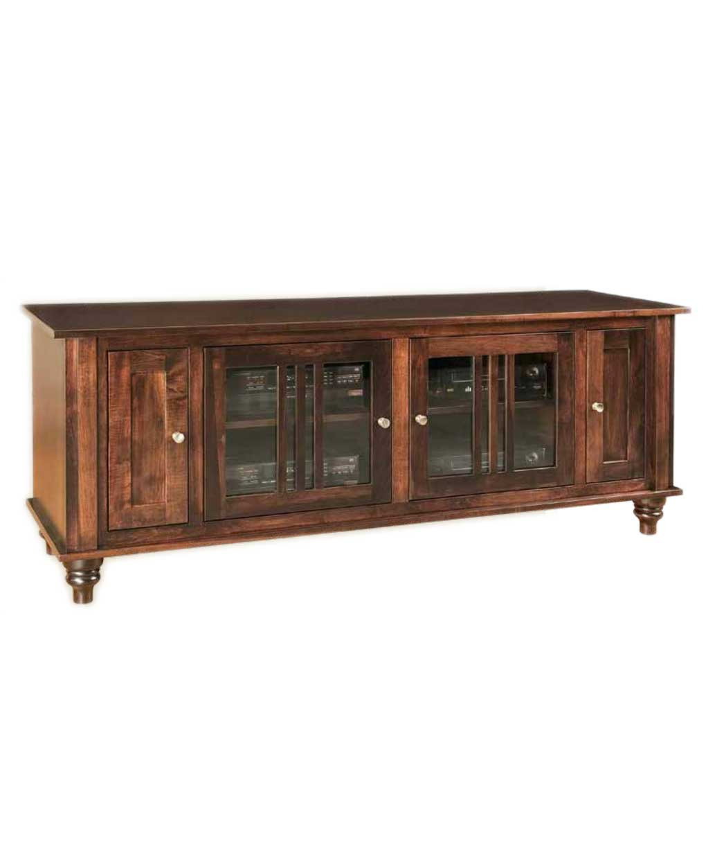 Harvest Tv Stand 65 Inch Wide Amish Direct Furniture