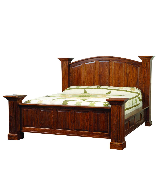 Washington Master Bed Amish Direct Furniture