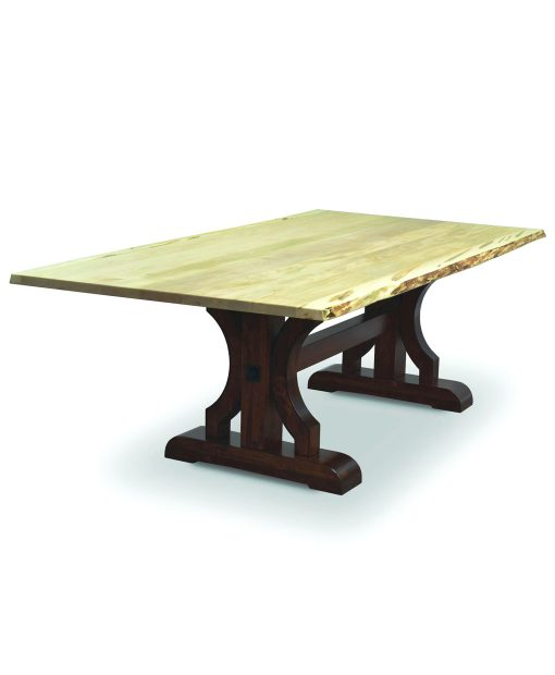 Barstow Live Edge Amish Table