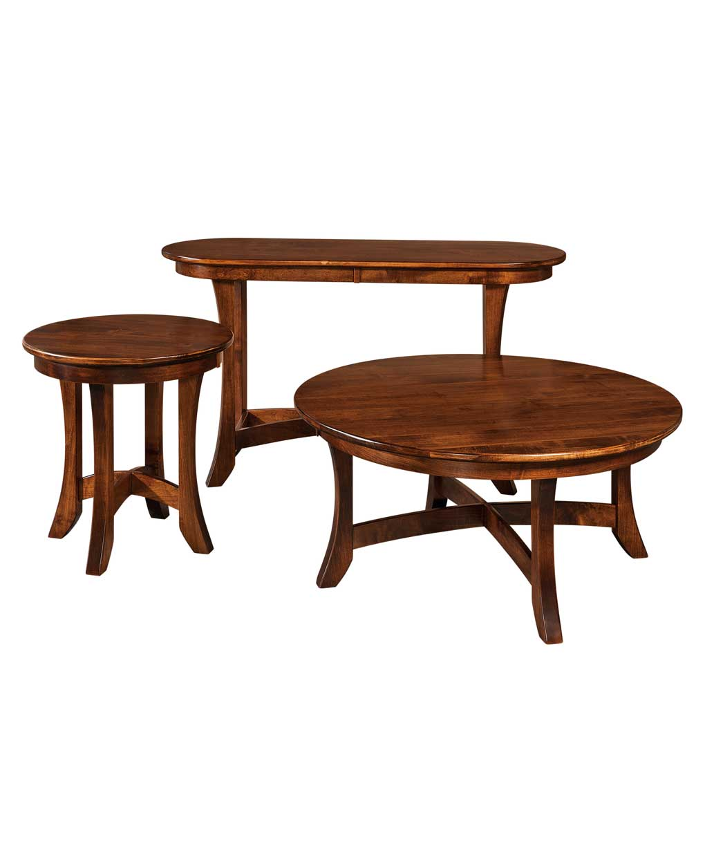 Carona End Table Amish Direct Furniture