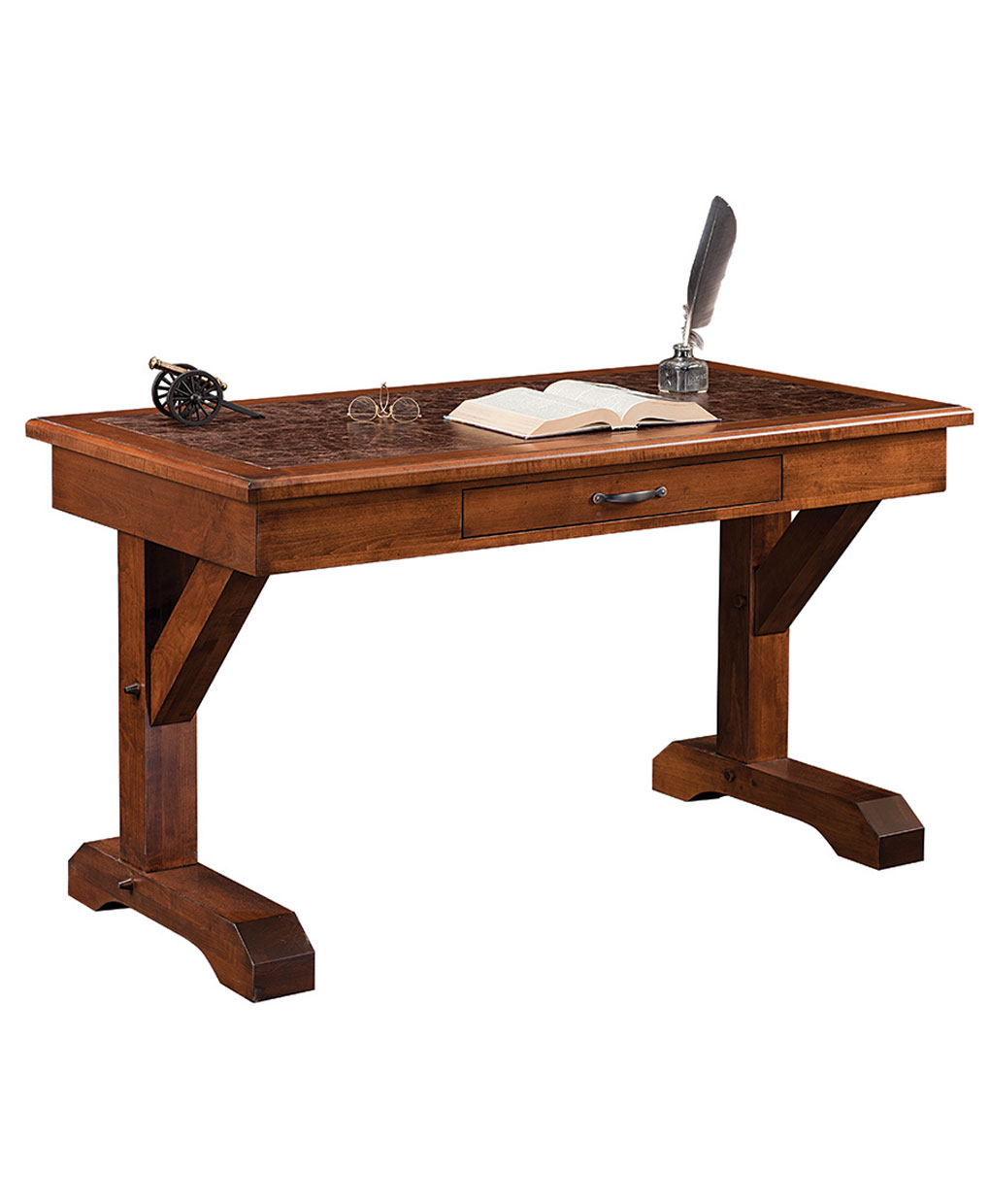 Shakespeare Writing Desk Amish Direct Furniture