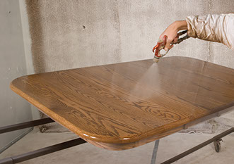 Stains And Finishes Amish Direct Furniture - How to stain a coffee table