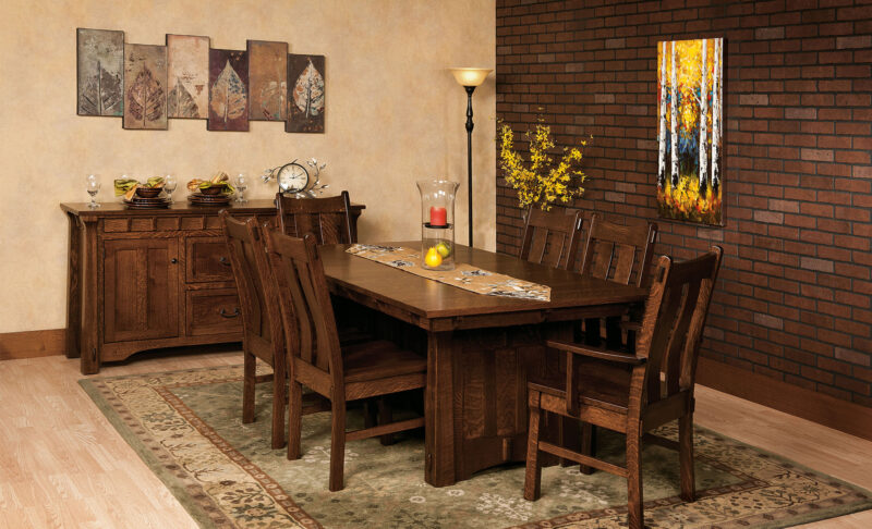 Beaumont Amish Table Collection