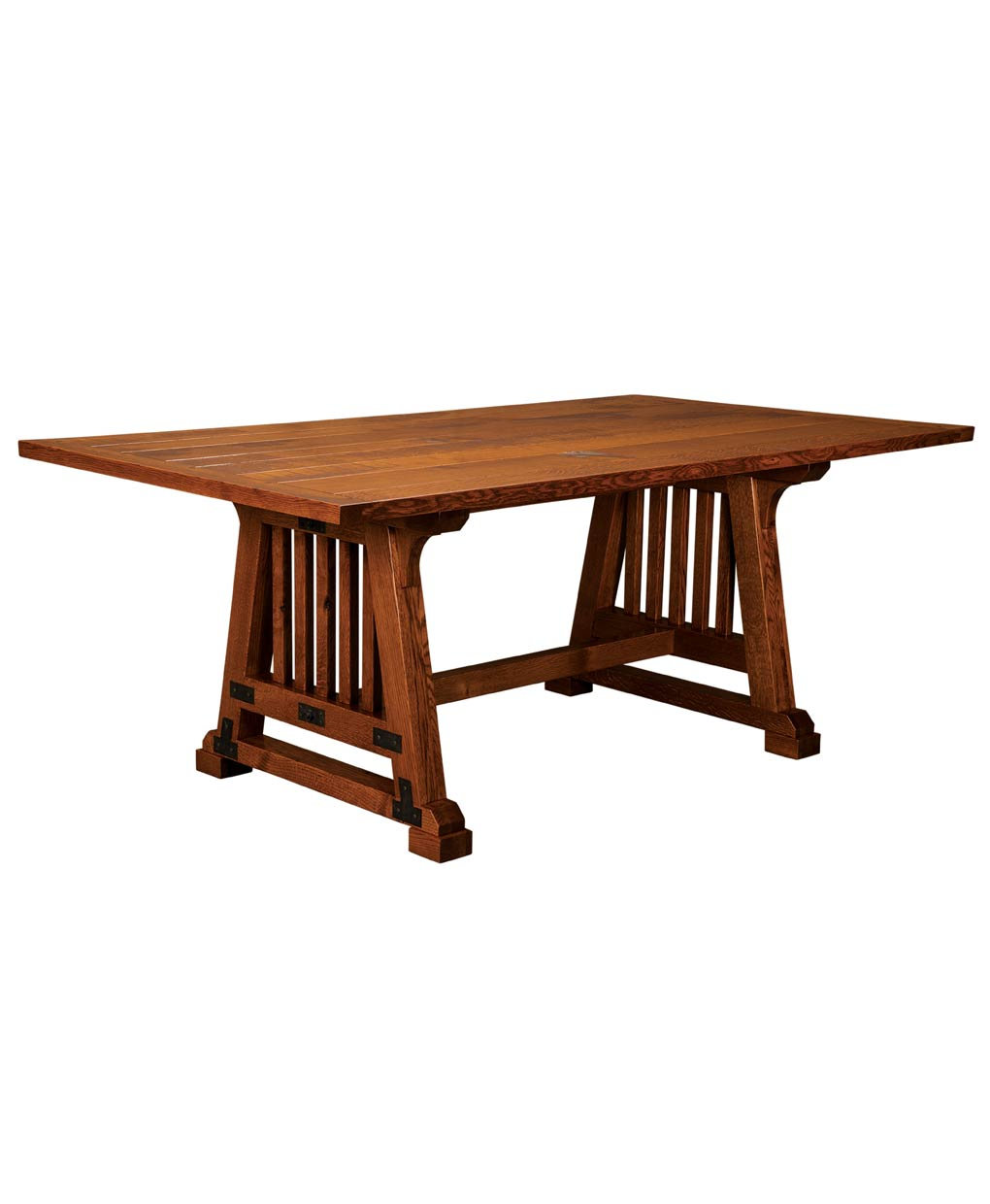 Allegheny Trestle Table Amish Direct Furniture : AlleghenyTrestleTable from amishdirectfurniture.com size 1020 x 1240 jpeg 53kB