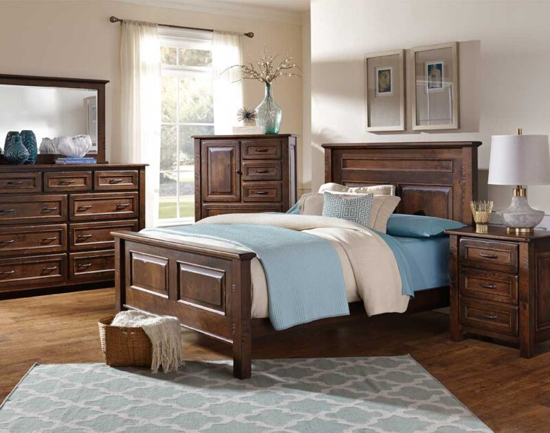 Belwright Amish Bedroom Set