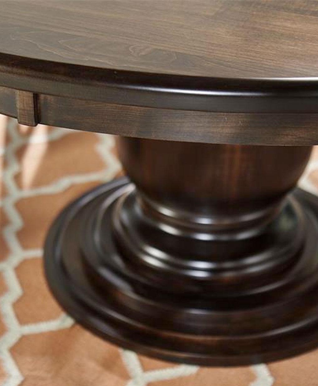 Ziglar Amish Table [Top View]