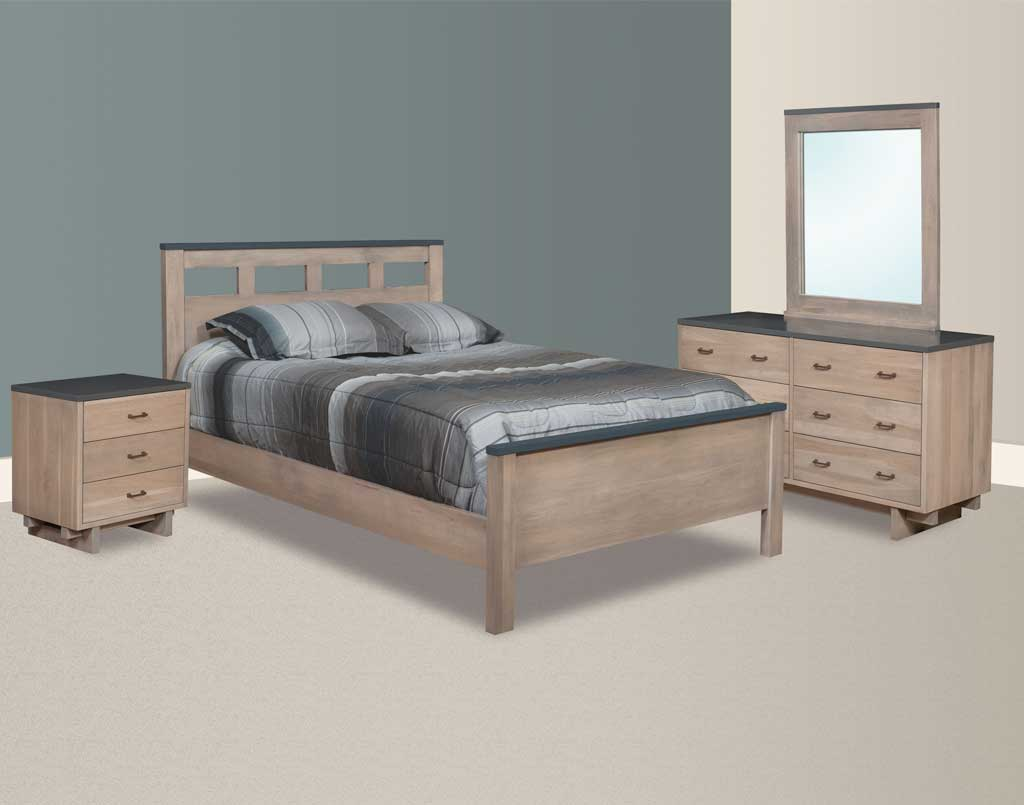 kashima amish bedroom set amish direct furniture. Black Bedroom Furniture Sets. Home Design Ideas