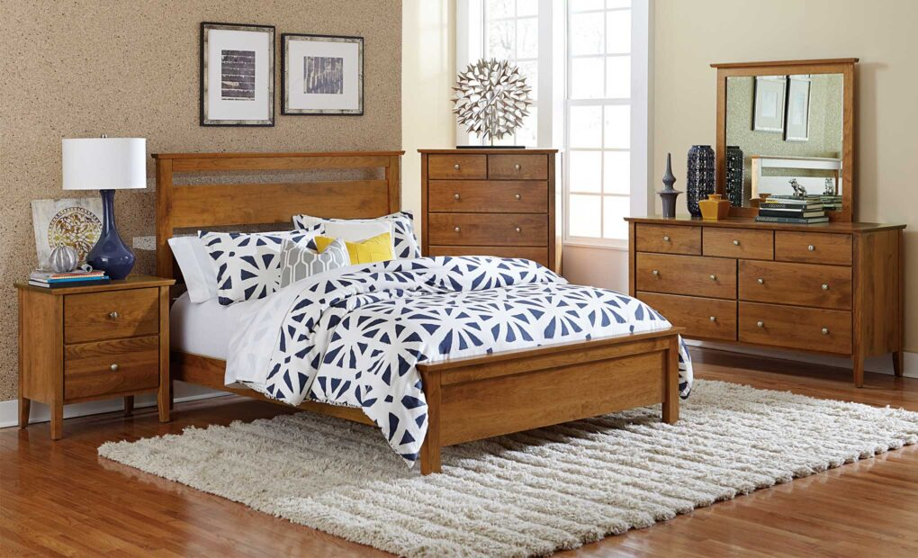 Medina Amish Bedroom Set