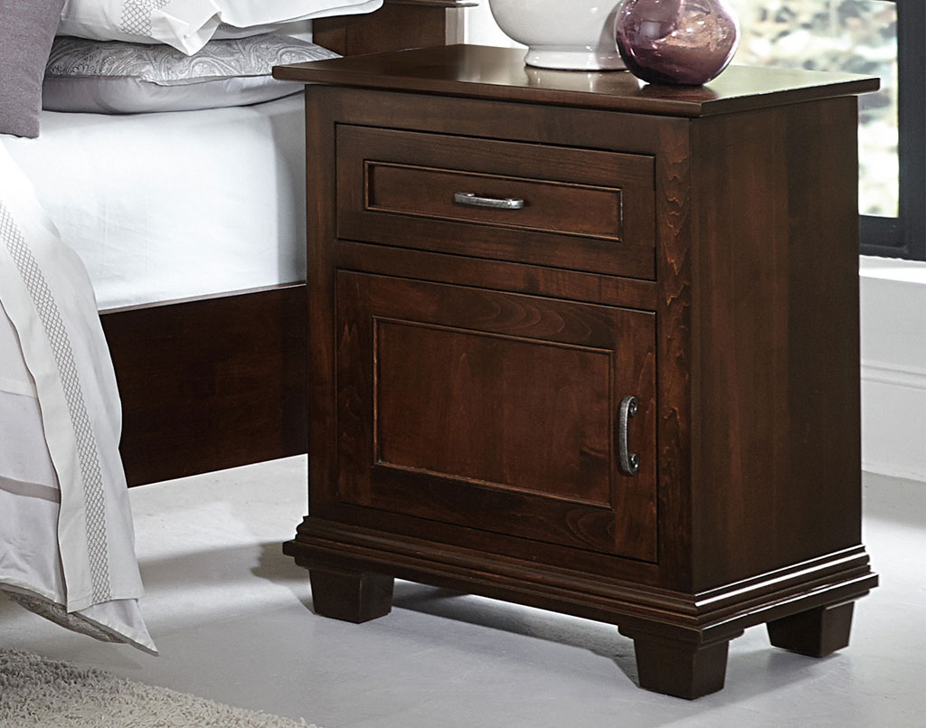 Amish Nightstands Amish Direct Furniture