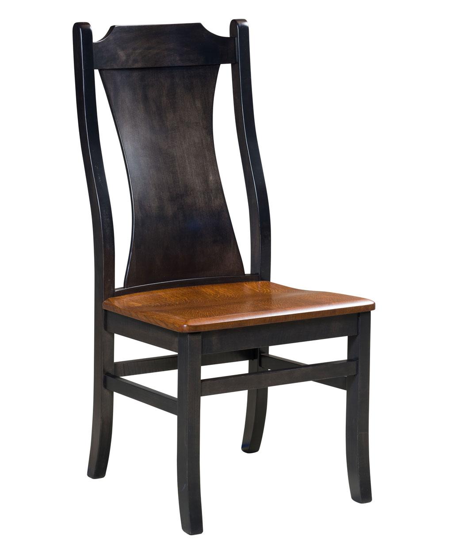 Barrington Amish Dining Chair [Side]
