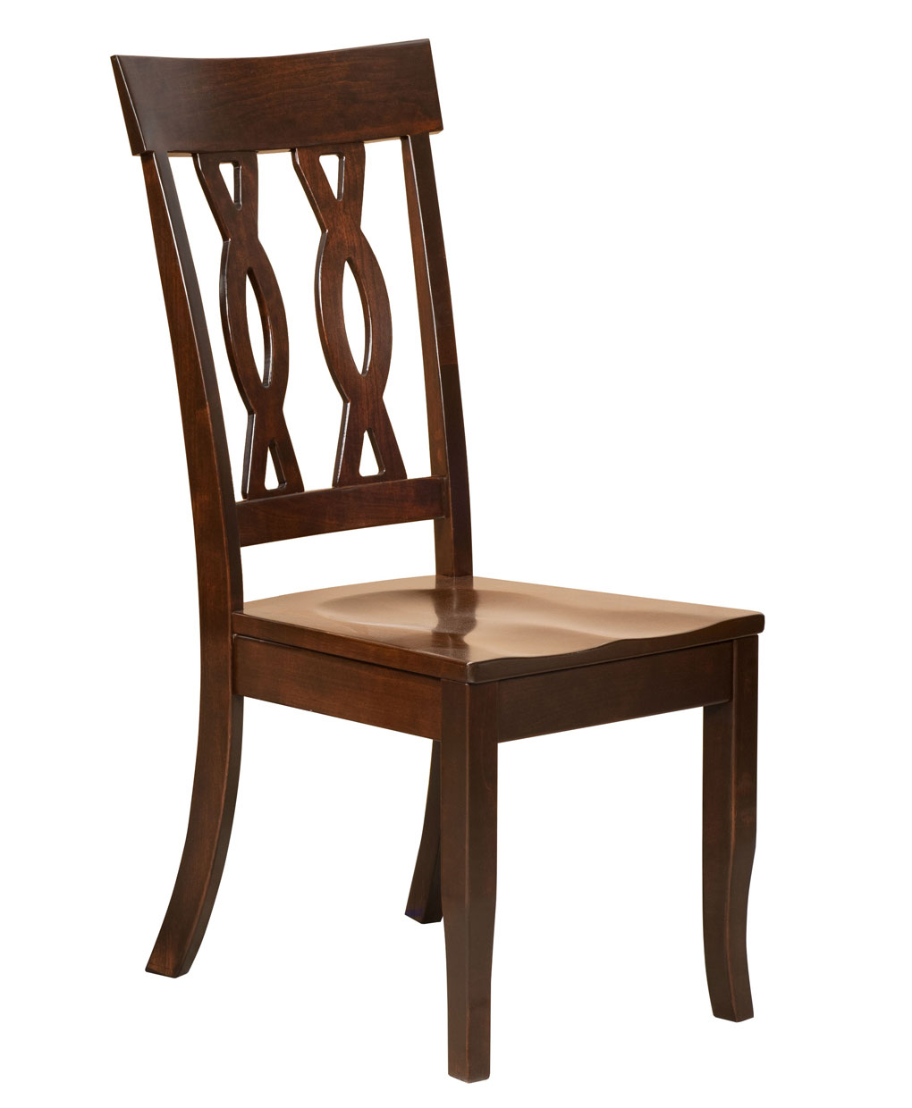 Gallery pictures for good quality dining chairs carson armchair amish - Carson Amish Dining Chair Side