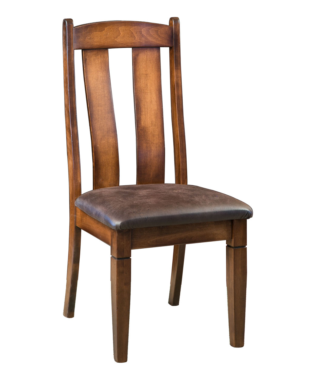 Mansfield Amish Dining Chair [Side]