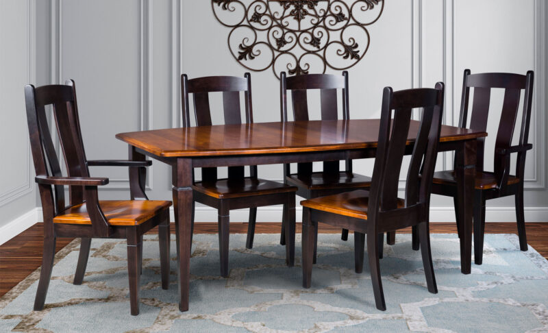 Mansfield Amish Dining Chair [Group]