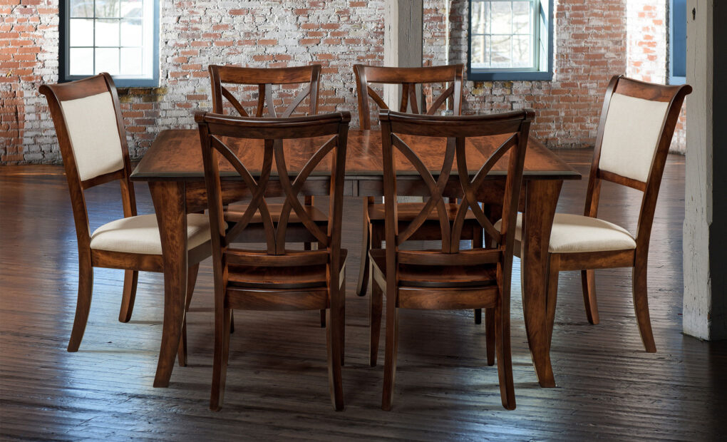 Adair Amish Dining Chair [Set]