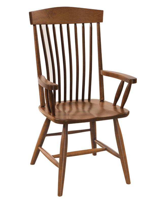 Arlington Amish Dining Chair [Arm]