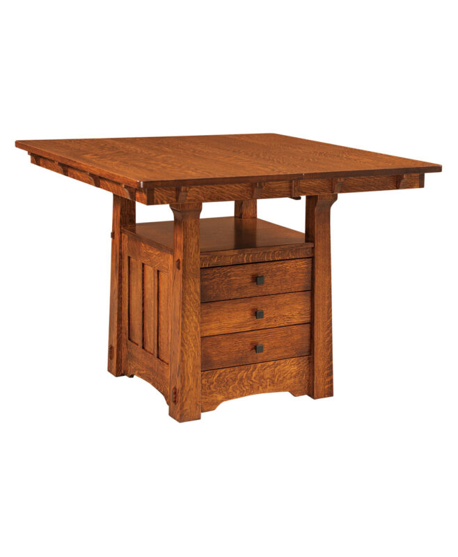 Beaumont Cabinet Amish Table