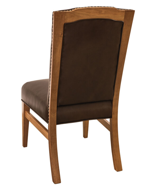 Bow River Amish Dining Chair [Back Detail]