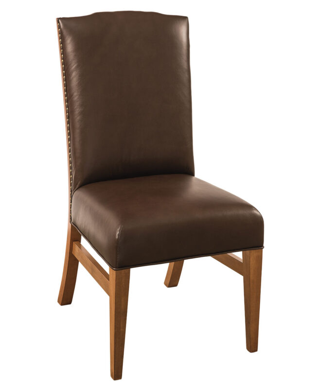Bow River Amish Dining Chair [Side]