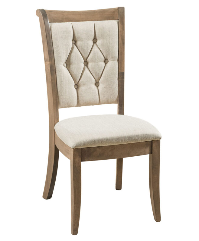 Chelsea Amish Dining Chair [Side]