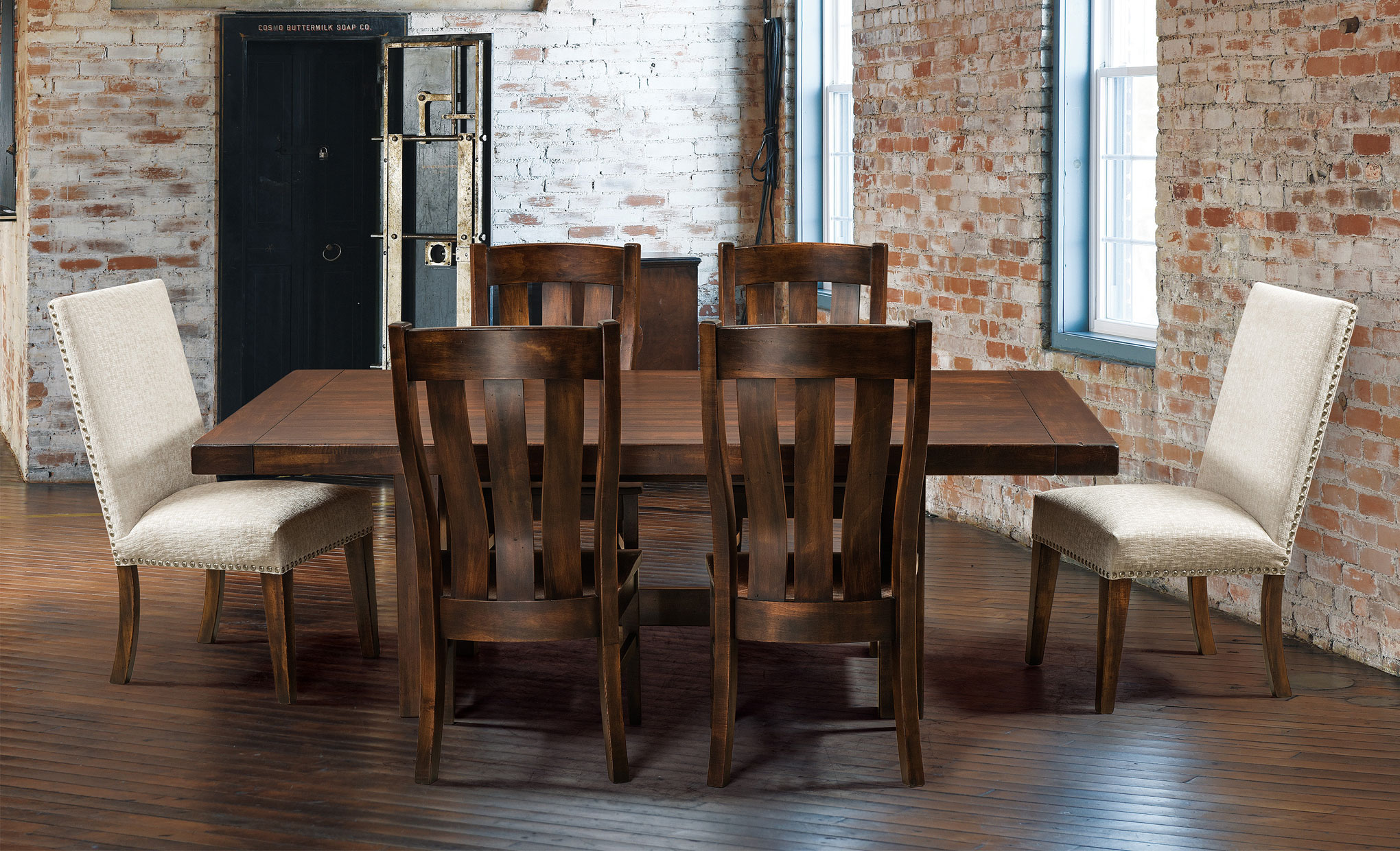 Chesterton Amish Dining Chair [Set]