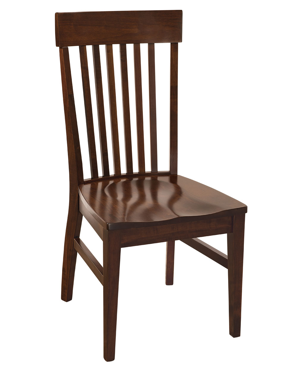 Collins Amish Dining Chair [Side]  sc 1 st  Amish Direct Furniture & Collins Dining Chair - Amish Direct Furniture