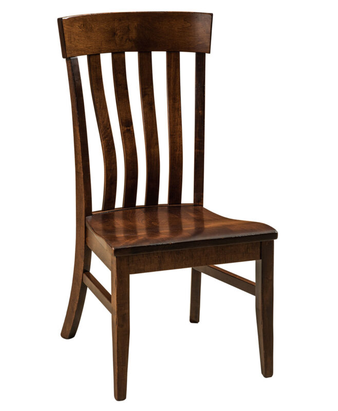 Galena Amish Dining Chair [Side]