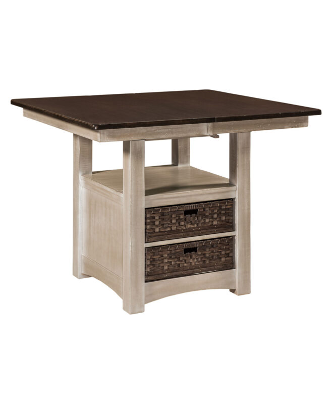 Heidi Amish Cabinet Table