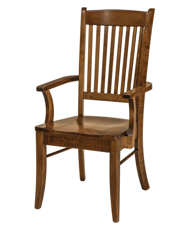 Linzee Amish Dining Chair [Arm]