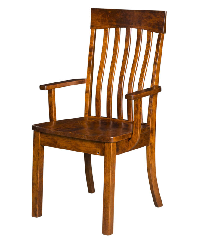 Madison Amish Dining Chair [Arm]