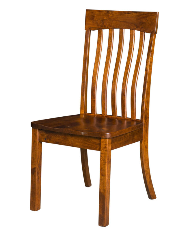 Madison Amish Dining Chair [Side]