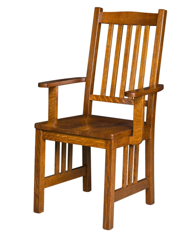 Marbarry Amish Dining Chair [Arm]