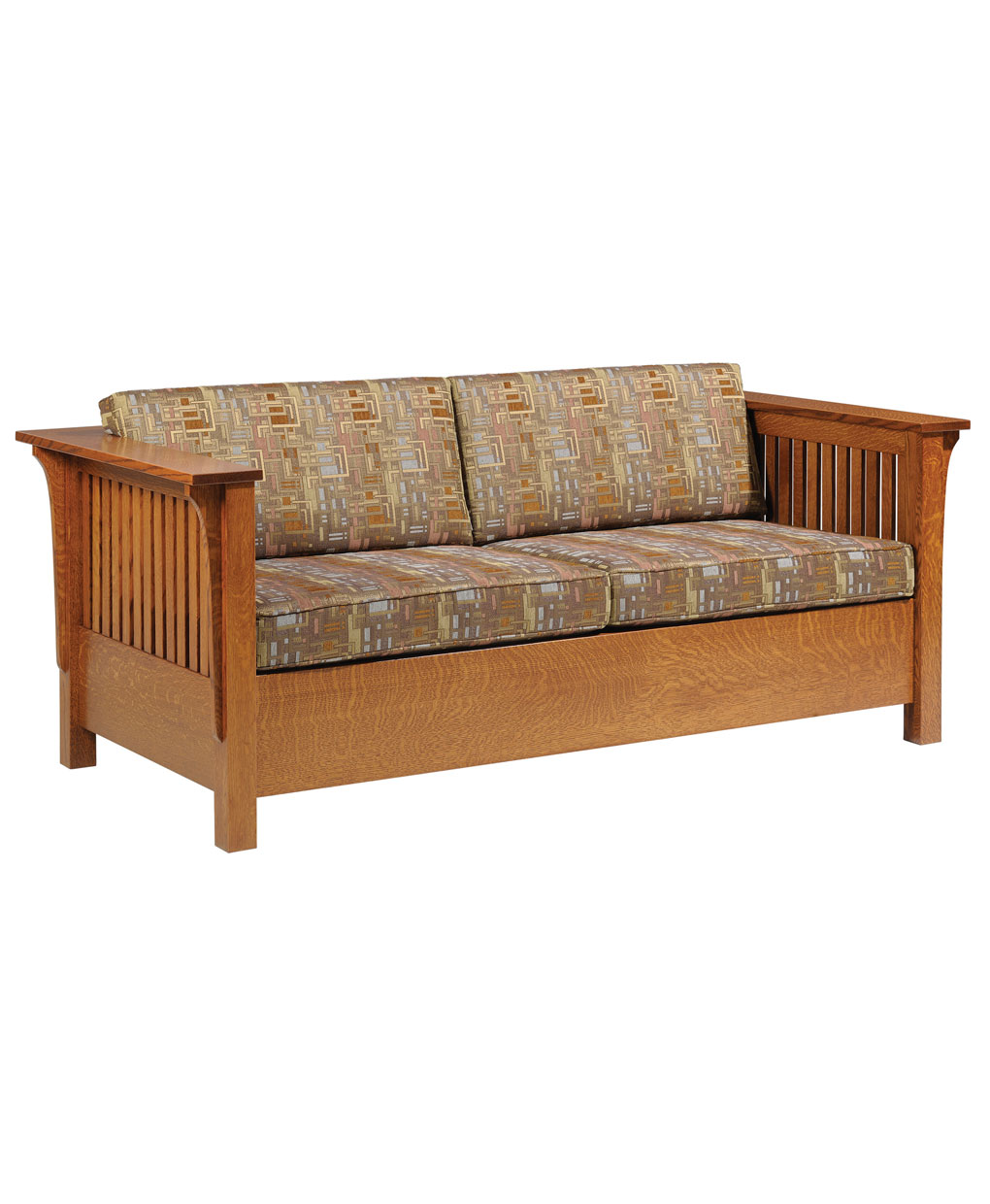 Mission Sleeper Sofa Amish Direct Furniture