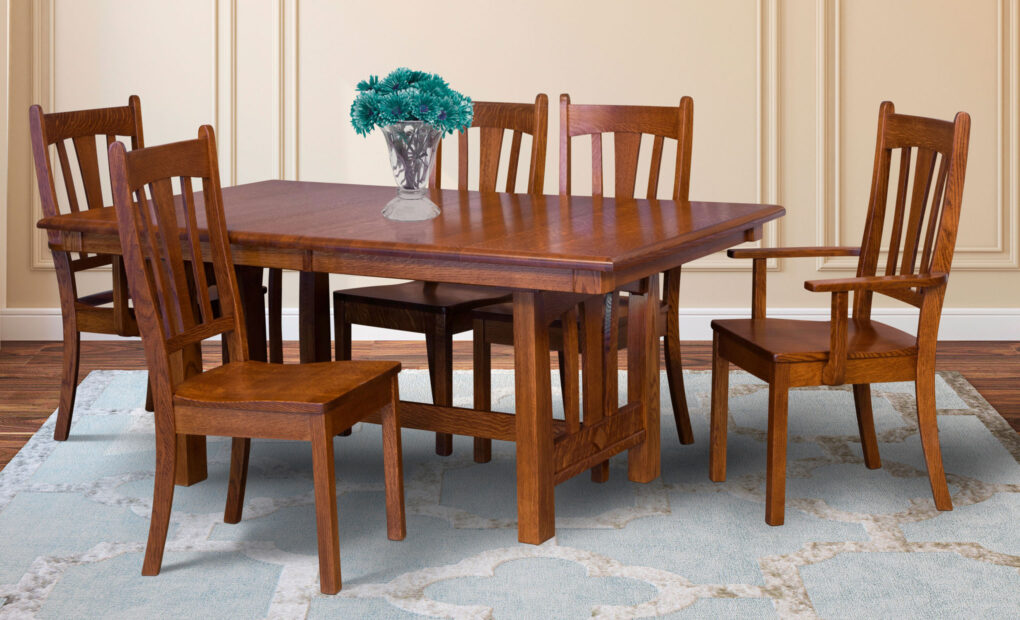 Mondovi Amish Dining Chair [Set]