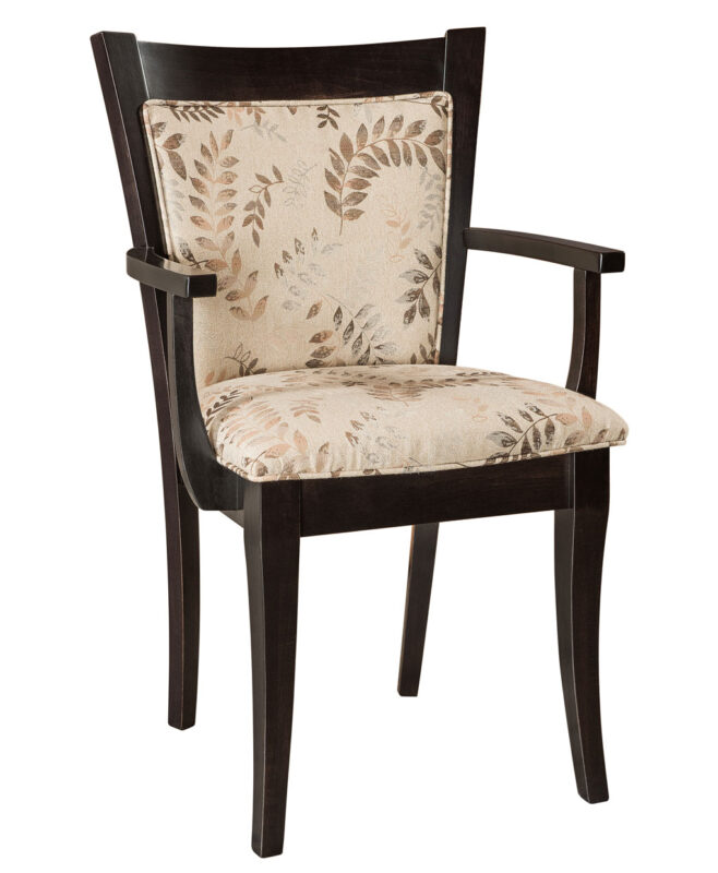 North Bay Amish Dining Chair [Arm]