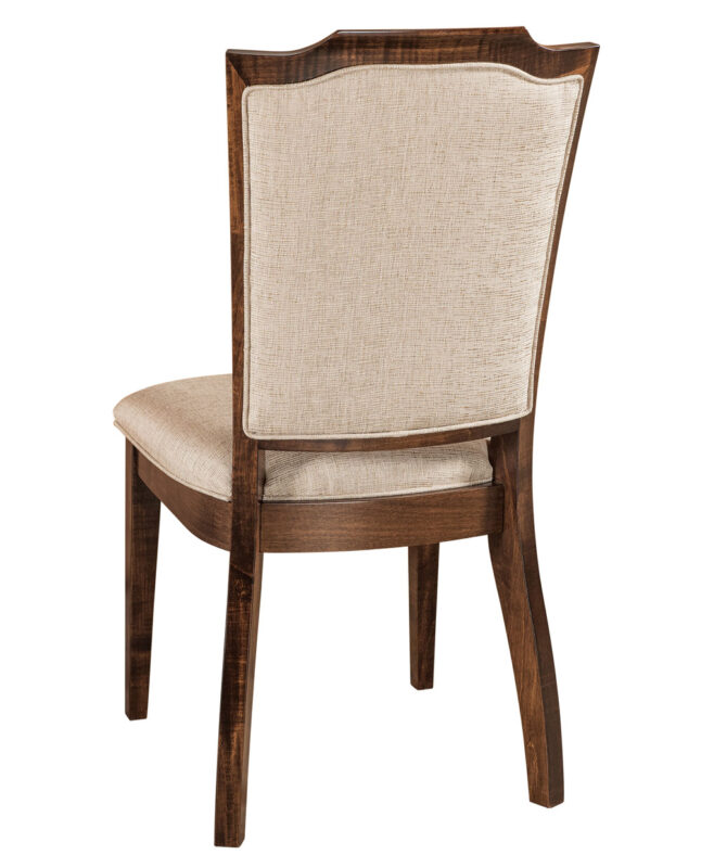 Palmer Amish Dining Chair [Back Detail]