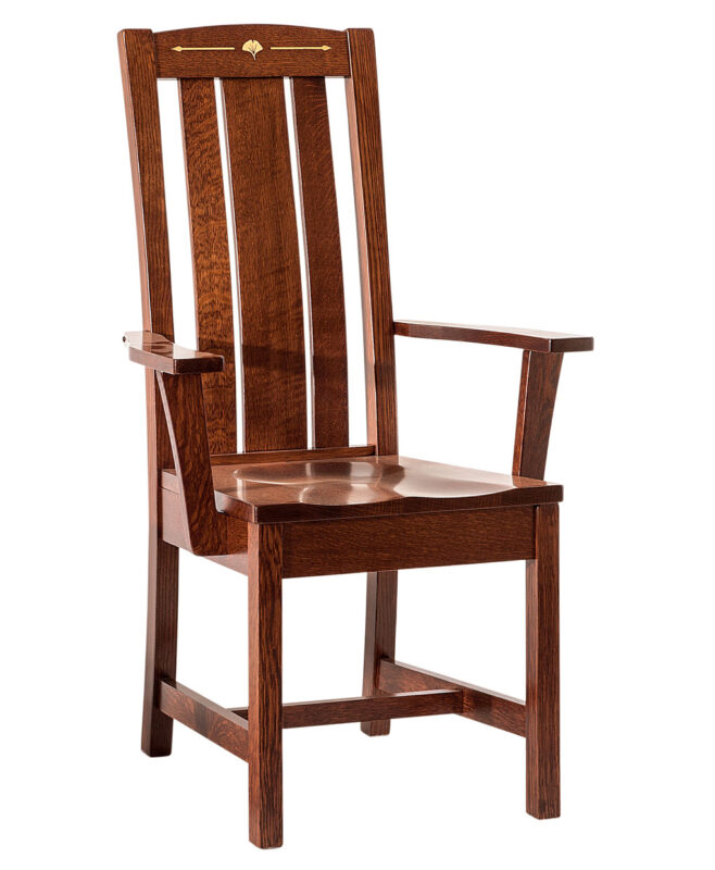 Mesa Amish Dining Chair [Arm]