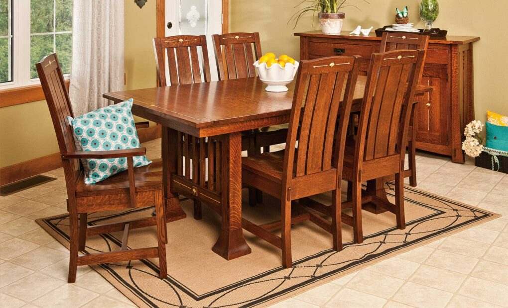 Mesa Amish Dining Chair [Set]