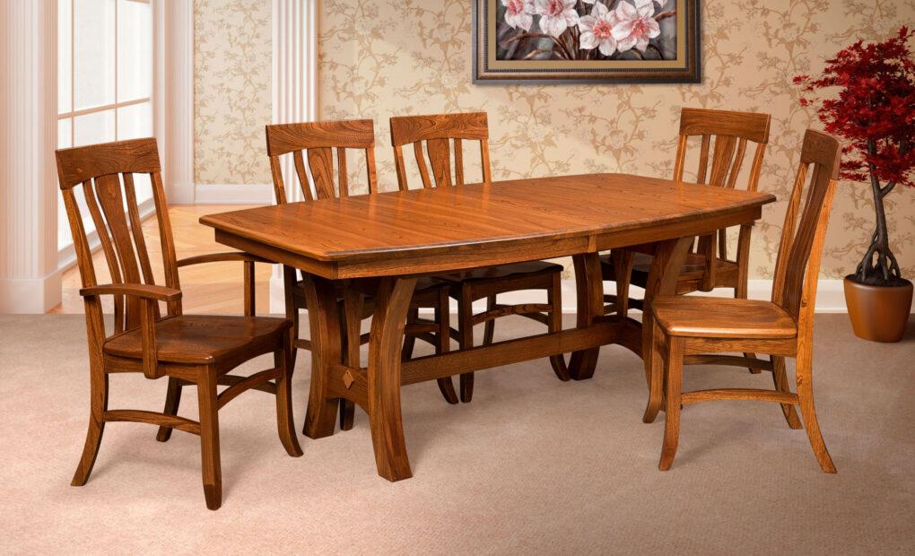 Rainier Amish Dining Chair [Set]