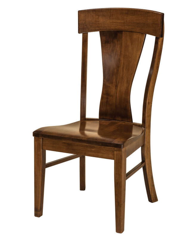 Ramsey Amish Dining Chair [Side]