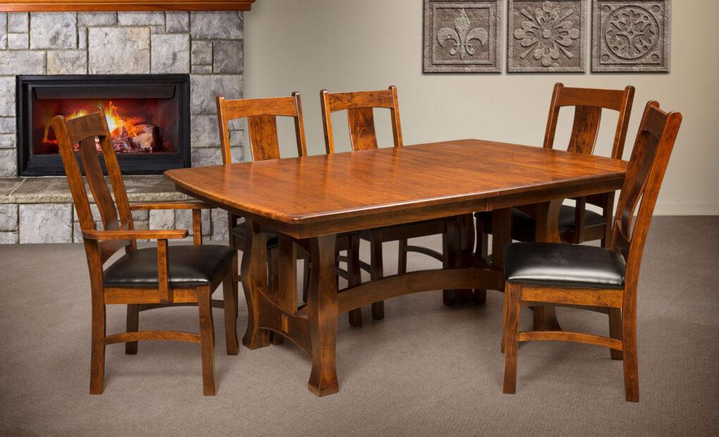 Reno Amish Dining Chair [Set]