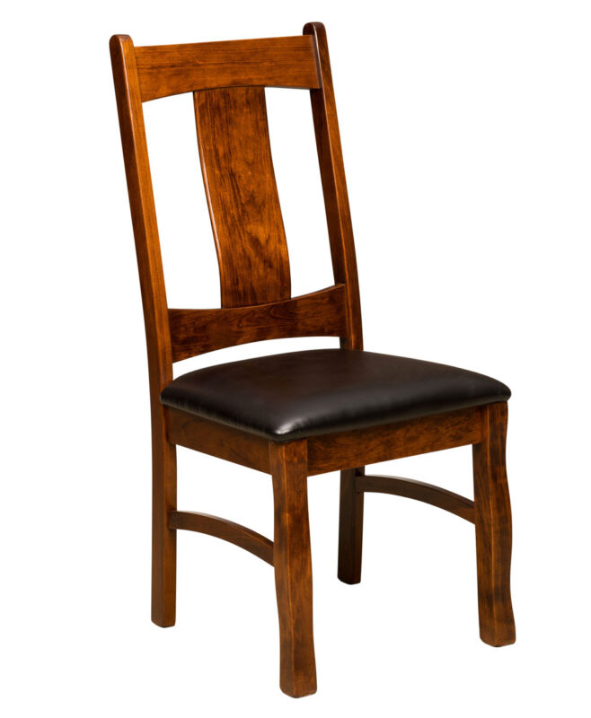 Reno Amish Dining Chair [Side]