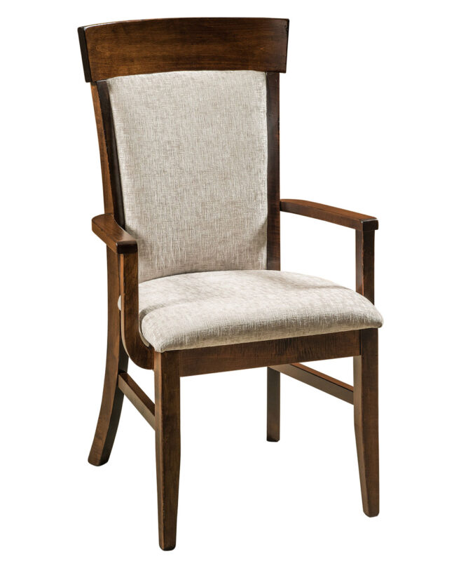 Riverside Amish Dining Chair [Arm]