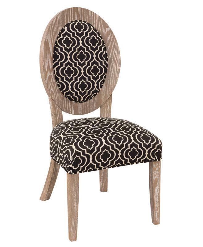 Roanoke Amish Dining Chair [Side / Oak]
