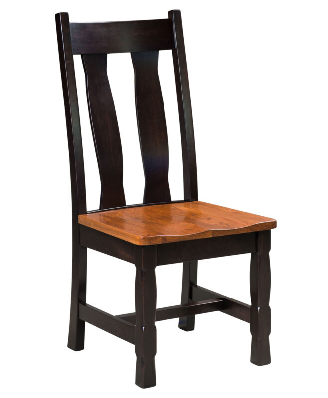 Rock Island Amish Dining Chair [Side]
