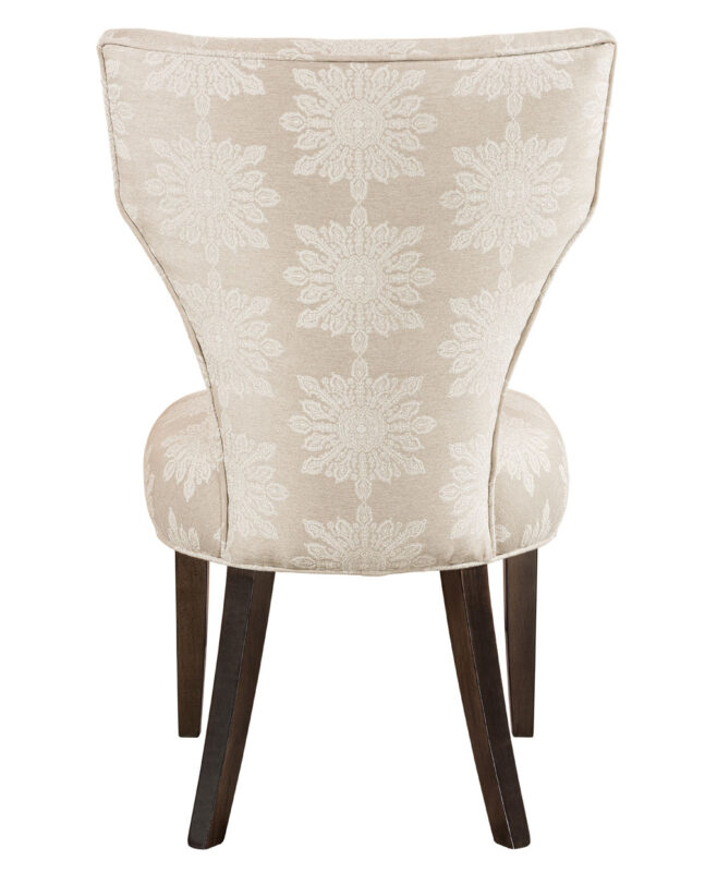 Roosevelt Amish Dining Chair [Back Detail]