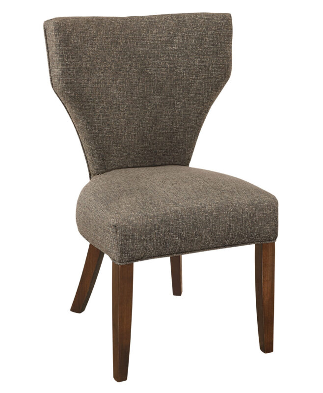 Roosevelt Amish Dining Chair [Side / Danville Fabric]