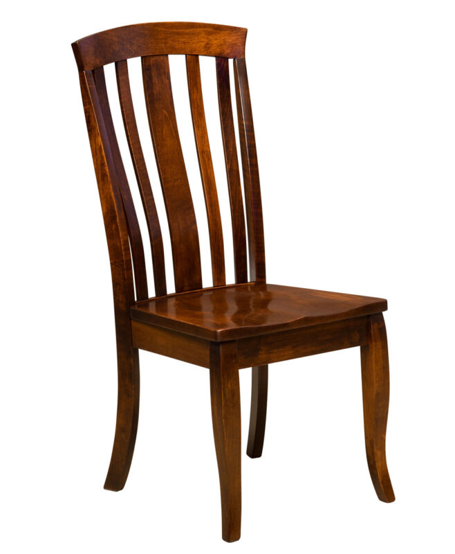 Saratoga Amish Dining Chair [Side]